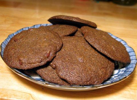 buckwheat cookie recipe