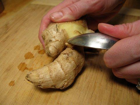 peeling-ginger1